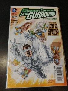 Green Lantern: New Guardians #25 (2014)