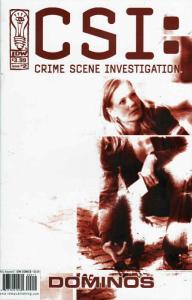 CSI: Crime Scene Investigation—Dominos #2 VF; IDW | save on shipping - details i