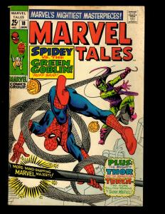 12 Spiderman Tales Comics # 18 55 56 57 58 59 60 87 88 100 102 107 WS6