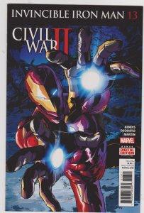 Invincible Iron Man #13