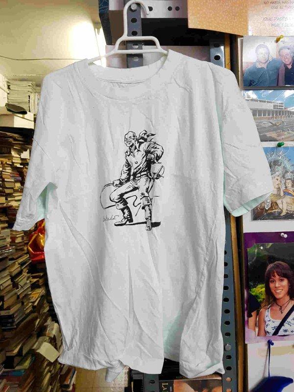 Camiseta del Jinete Fantasma de Ambros