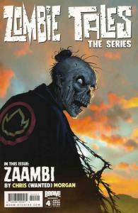 Zombie Tales The Series #4B VG; Boom!   low grade comic - save on shipping - det