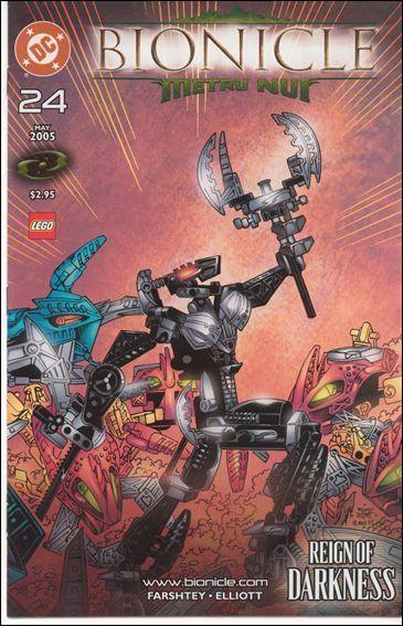 Bionicle #24 FN; DC | save on shipping - details inside