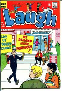 Laugh #226 1970-Archie-Betty-Veronica-swimsuit-FN/VF