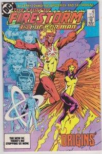 The Fury of Firestorm #22 (1984)
