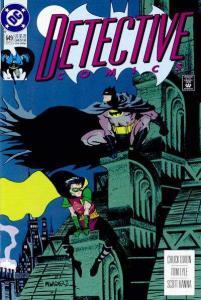 Detective Comics (1937 series) #649, NM + (Stock photo)
