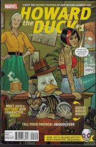 Howard the Duck 31 (Marvel, 2016) NM