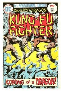 Richard Dragon Kung Fu Fighter 1   1st Richard Dragon