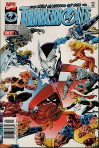 Thunderbolts (1997 series) #3, NM (Stock photo)