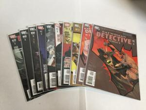 Detective Comics 861 862 863 864 865 866 867 868 869 870 Near Mint- DC A13