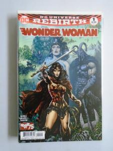 Wonder Woman Lot (5th Series) From:#1C-40 Some Variants 31 Diff 8.0/VF (2016-18)