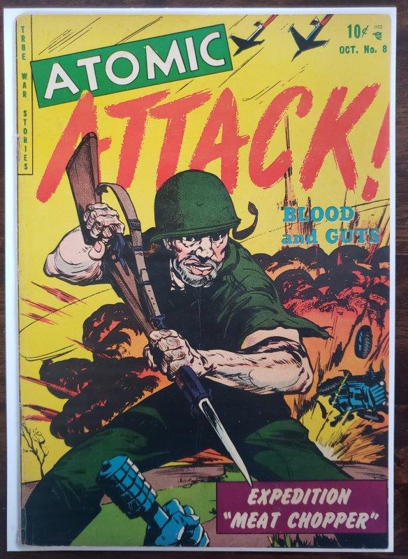Atomic Attack 8