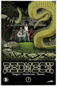 Redneck #7 (Image, 2017) NM