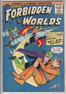 Forbidden Worlds #129 (Aug-65) FN/VF+ High-Grade Magicman