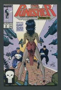 Punisher #25 / 9.2 NM-   November 1989