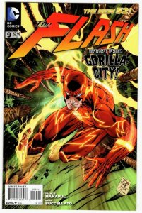 Flash #9 VF/NM) Tony Daniel variant ID#MBX1