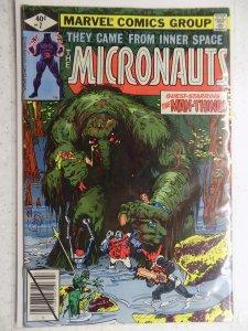 Micronauts #7 (1979)