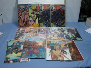 DANGER GIRL LOT IDW DYNAMITE CLIFFHANGER IMAGE 14 COMIC BOOKS ARMY OF DARKNESS +