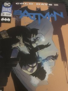 DC Batman #51 Cold Days Mint