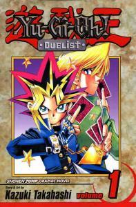 Yu-Gi-Oh!: Duelist #1 VF/NM; Viz | save on shipping - details inside