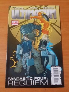 Ultimatum: Fantastic Four Requiem #1 ~ NEAR MINT NM ~ (2009, Marvel Comics)