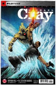 Wild Storm Michael Cray #6 (DC, 2018) NM
