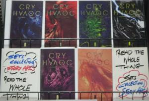CRY HAVOC  (Image, 2016) #1-6 COMPLETE Simon Spurrier, Ryan Kelly VF-NM