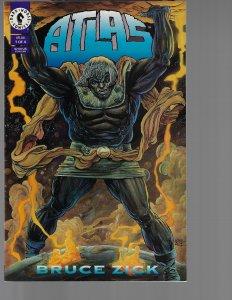 Atlas #1 (Dark Horse, 1994) NM