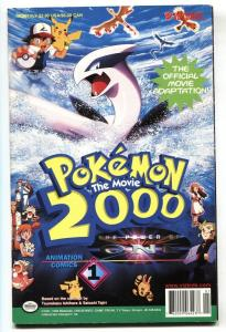Pokemon the Movie 2000: The Power of One #1 Viz comics