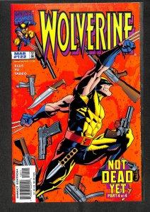 Wolverine #122 (1998)
