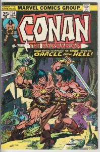 Conan the Barbarian #54 (Sep-75) FN/VF Mid-High-Grade Conan the Barbarian