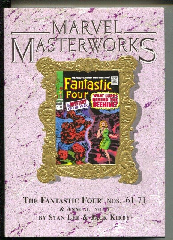 Marvel Masterworks The Fantastic Four-Vol 34-Stan Lee-2004-HC-VG/FN