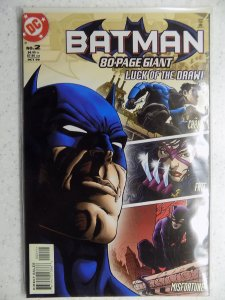 Batman 80-Page Giant #2 (1999)