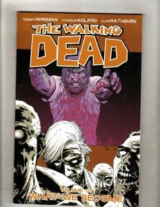The Walking Dead Vol. # 10 Image Comics TPB Graphic Novel Comic Book 3rd Pr J346