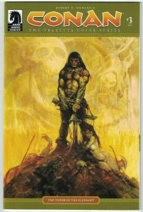 Conan The Frazetta Cover Series #3 VF/NM; Dark Horse | save on shipping - detail