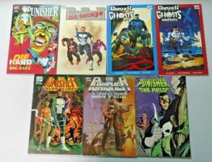 Punisher Specials Prestige Edition 13 different books average 8.0 VF (varies)
