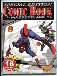 Comic Book Marketplace Special Edition #5 2002- Geber photo-journal