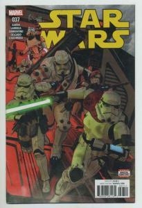 STAR WARS #37, VF/NM, Luke Skywalker, Darth Vader, 2015 2017, more SW in store