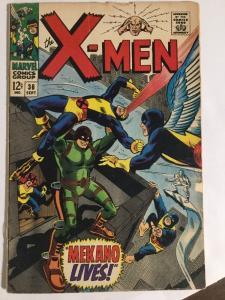 X-Men 36 3.5 VG- Minor Spine Split