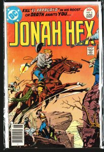 Jonah Hex #2 (1977)