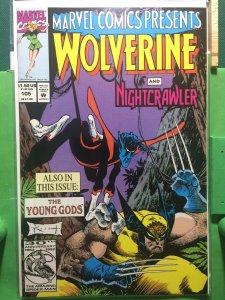 Marvel Comics Presents #105