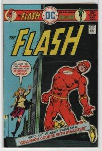 Bronze Age Flash Comics #240 6.0 Fine condition Bronze Age 1976
