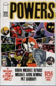 Powers (2000 series) #8, NM (Stock photo)