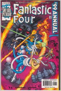 Fantastic Four '99 Annual