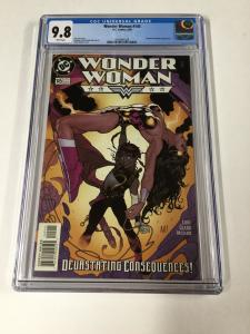 Wonder Woman 145 Cgc 9.8 White Pages Dc Adam Hughes Cover Ah!