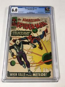 Amazing Spider-Man #36 CGC 6.0
