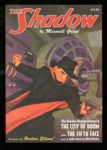 THE SHADOW #10-PULP REPRINTS-CITY OF DOOM-FIFTH FACE- NM