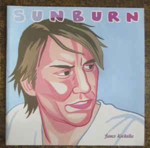 SUNBURN by James Kochalka. First Print, August 2000.Mini/Alternative Comic Bliss