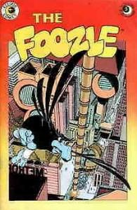 Cap'n Quick & a Foozle #3 VF/NM; Eclipse   save on shipping - details inside