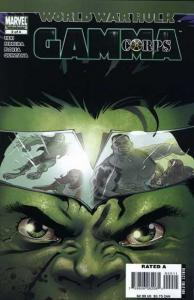 World War Hulk: Gamma Corps #2, VF+ (Stock photo)